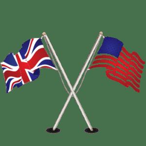 Oversettelsesbyrå i Storbritannia og USA