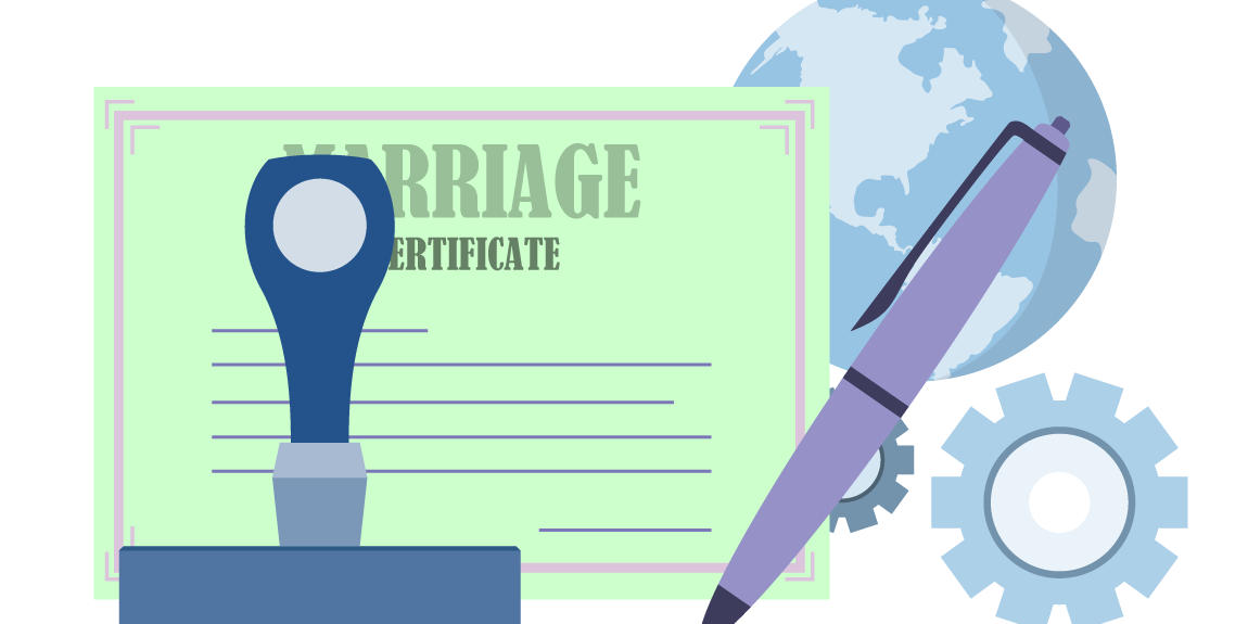 How To Get Marriage Certificate Translated Into English