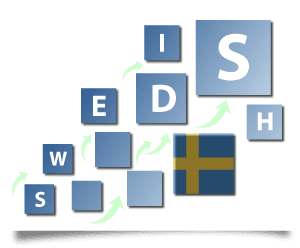 Swedish translation steps