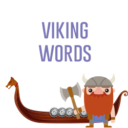 cool viking words